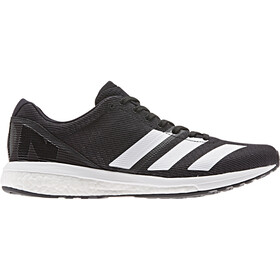 adidas Adizero Boston 8 Low-Cut Schuhe Damen core black/footwear white/core black